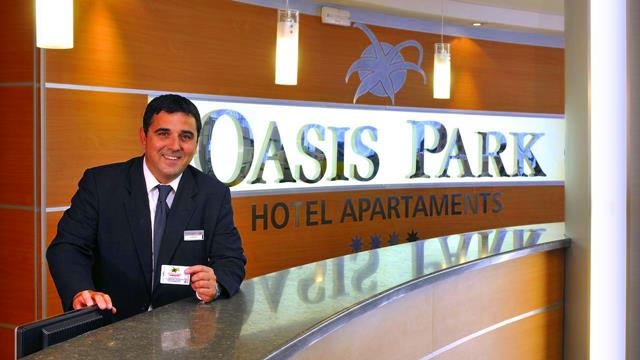 GHT Oasis Park & Spa