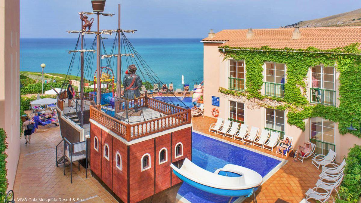 VIVA Cala Mesquida Resort & Spa