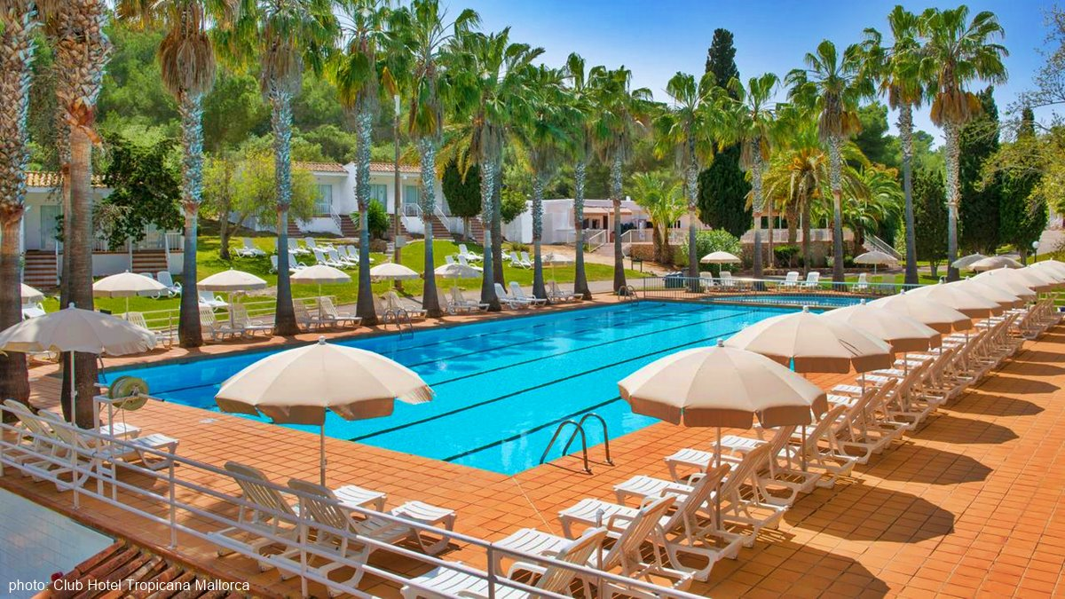 Club Hotel Tropicana Mallorca- All Inclusive