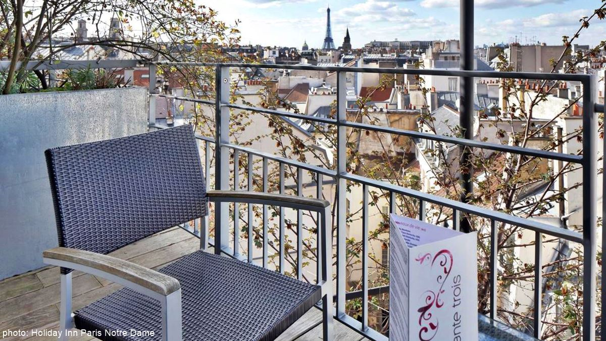 Holiday Inn Paris Notre Dame