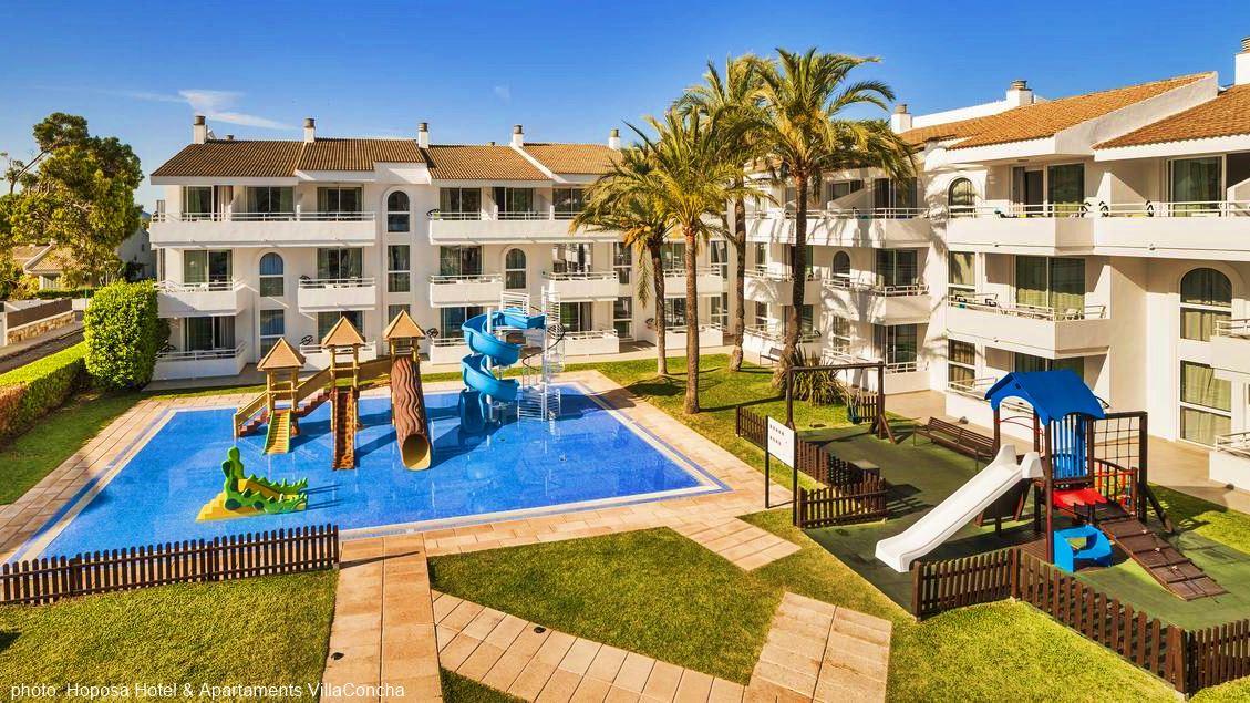 Hoposa Hotel & Apartaments VillaConcha