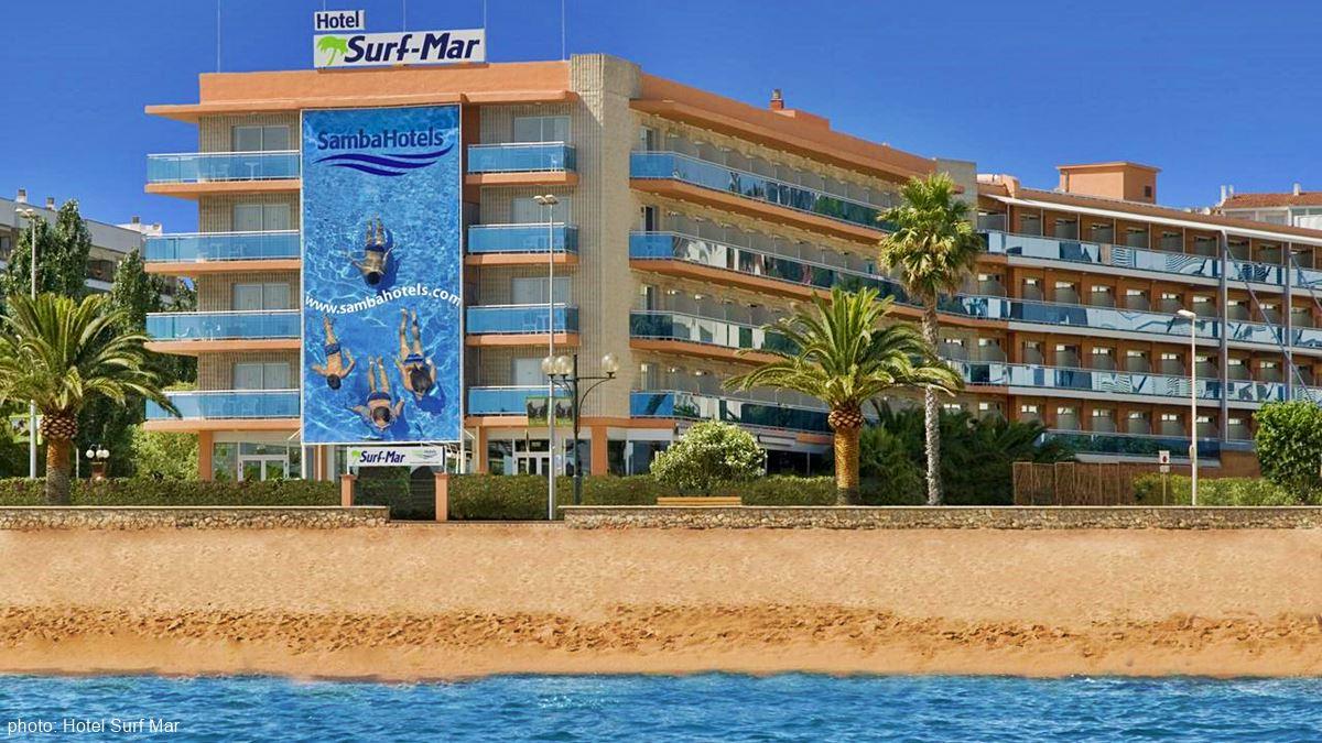 Hotel Surf Mar