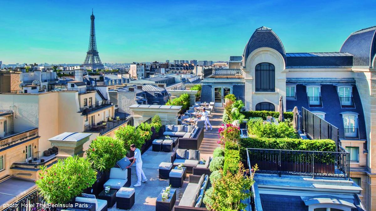 Hotel The Peninsula Paris