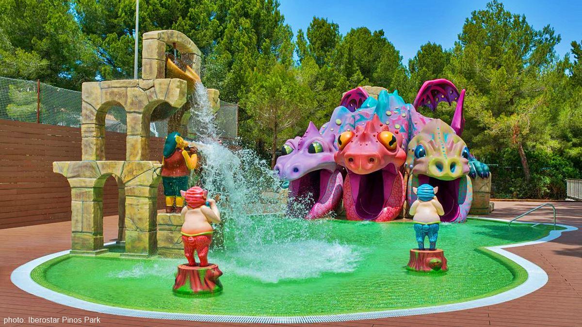 Iberostar Pinos Park swimming