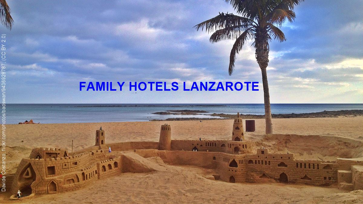 FAMILY HOTELS LANZAROTE