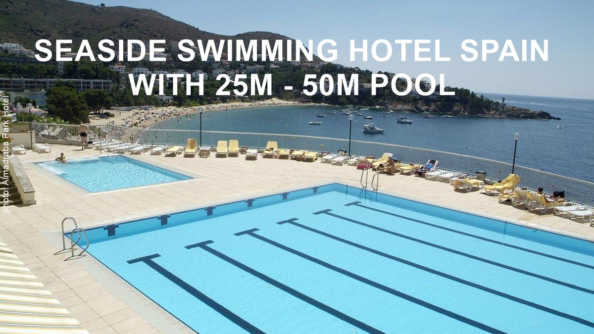 Swimming hotel Spain | Hotels 25m - 50m pool