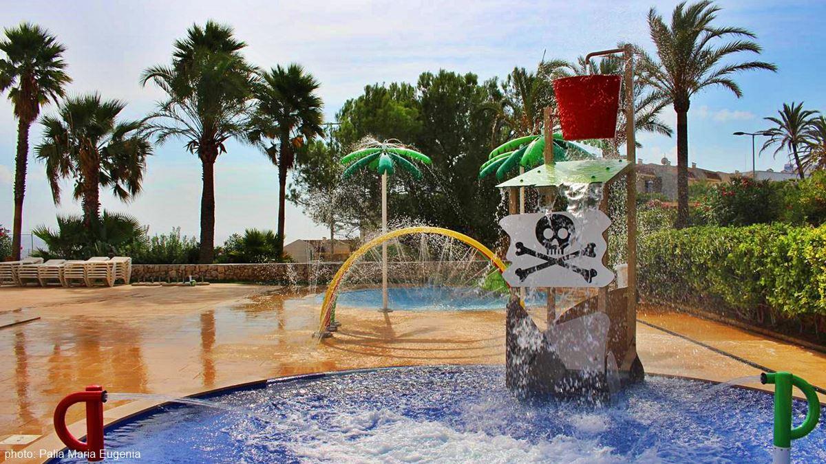 Hotel Palia Maria Eugenia swimming