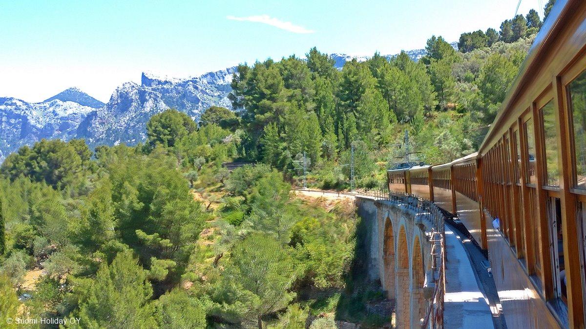 Soller Train Mallorca